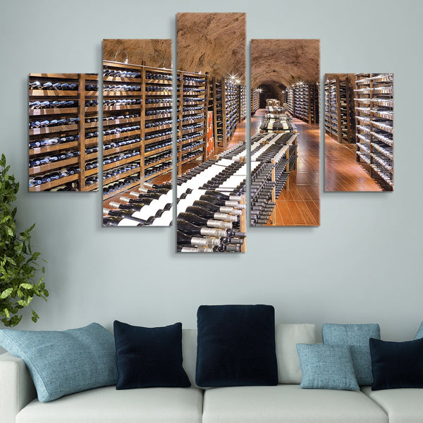 3 piece Wine Treasury wall art