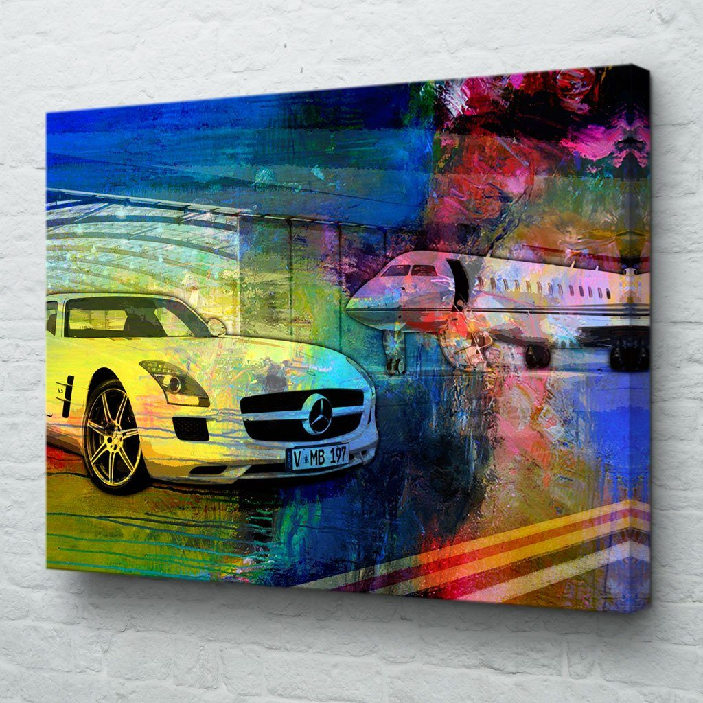 Mercedes Benz Art