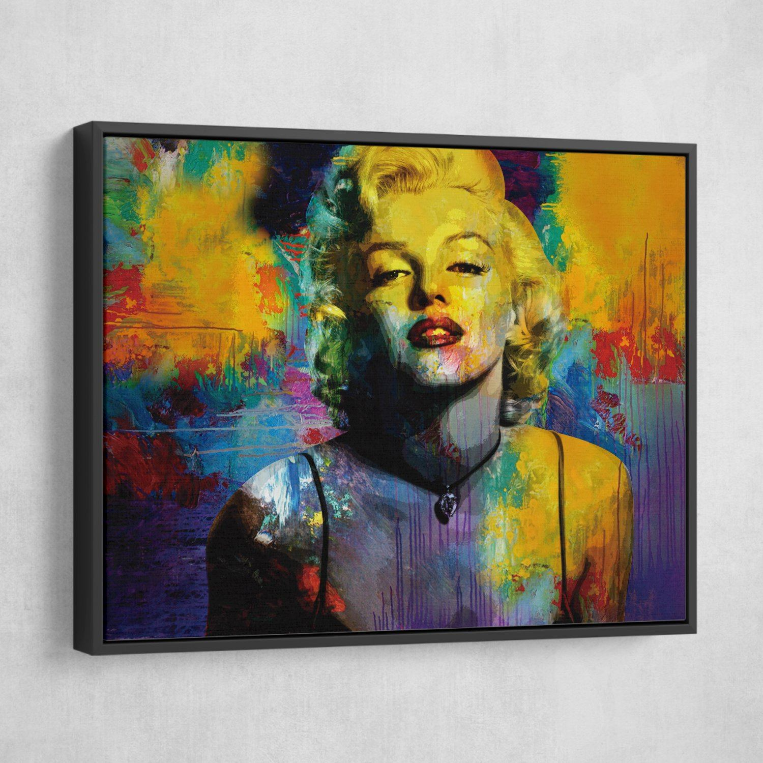 Marilyn Monroe Pop Art