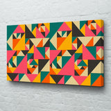 Vibrant Spectacle wall art