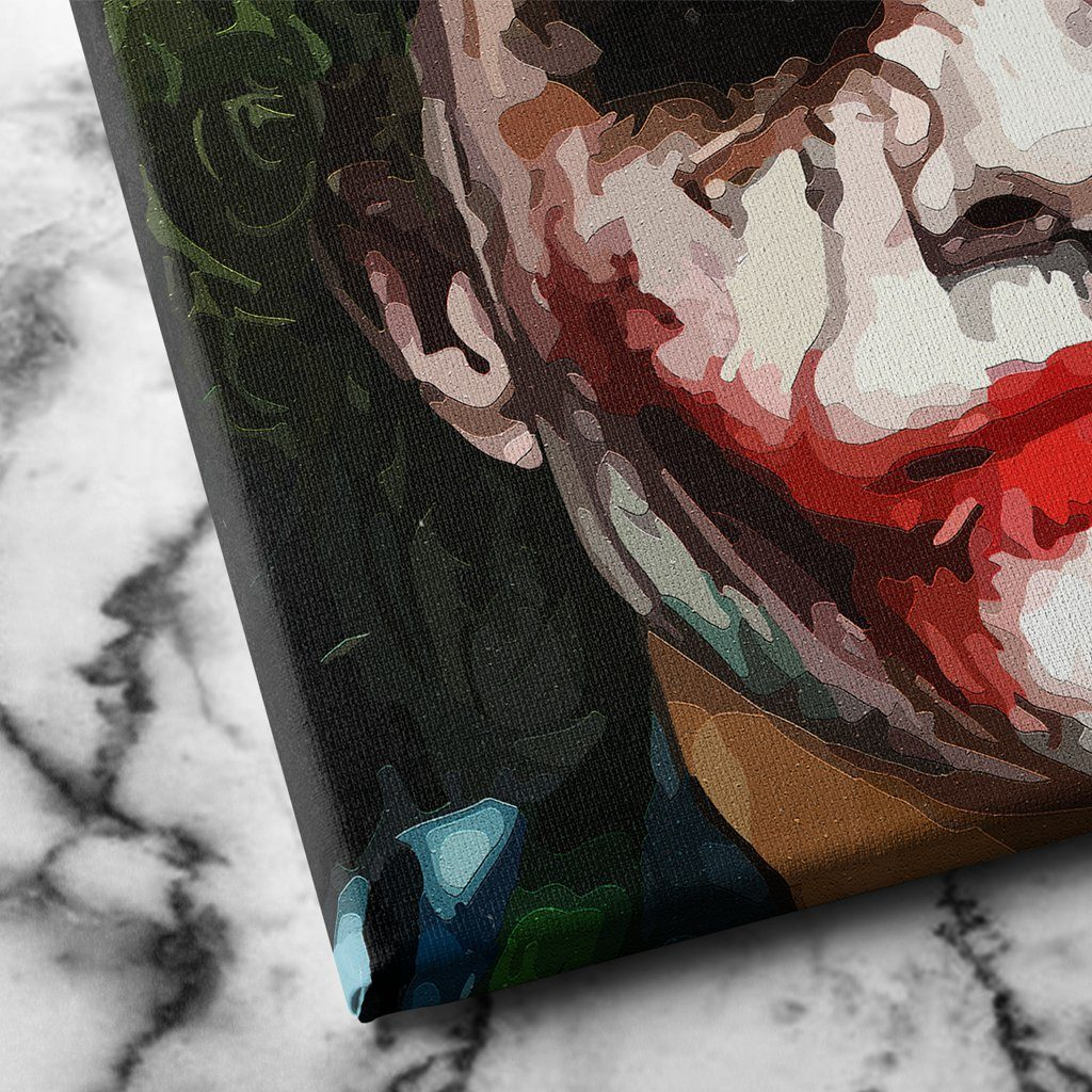 Why So Serious Wall Art