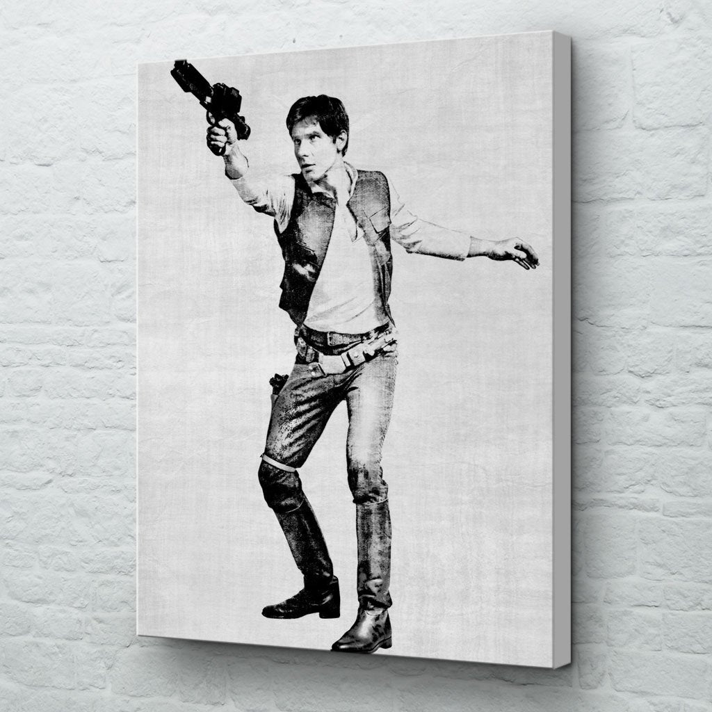 Harrison Ford Wall Art