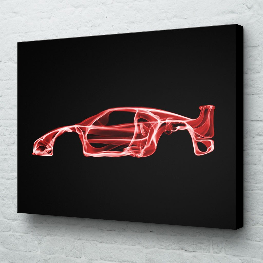 Ferrari F40 Wall Art