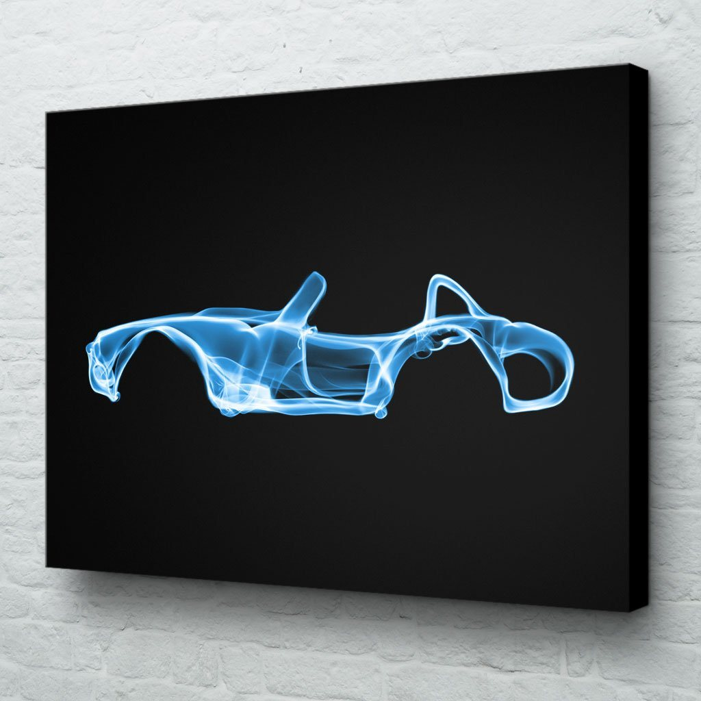 Shelby Cobra Car Wall Art