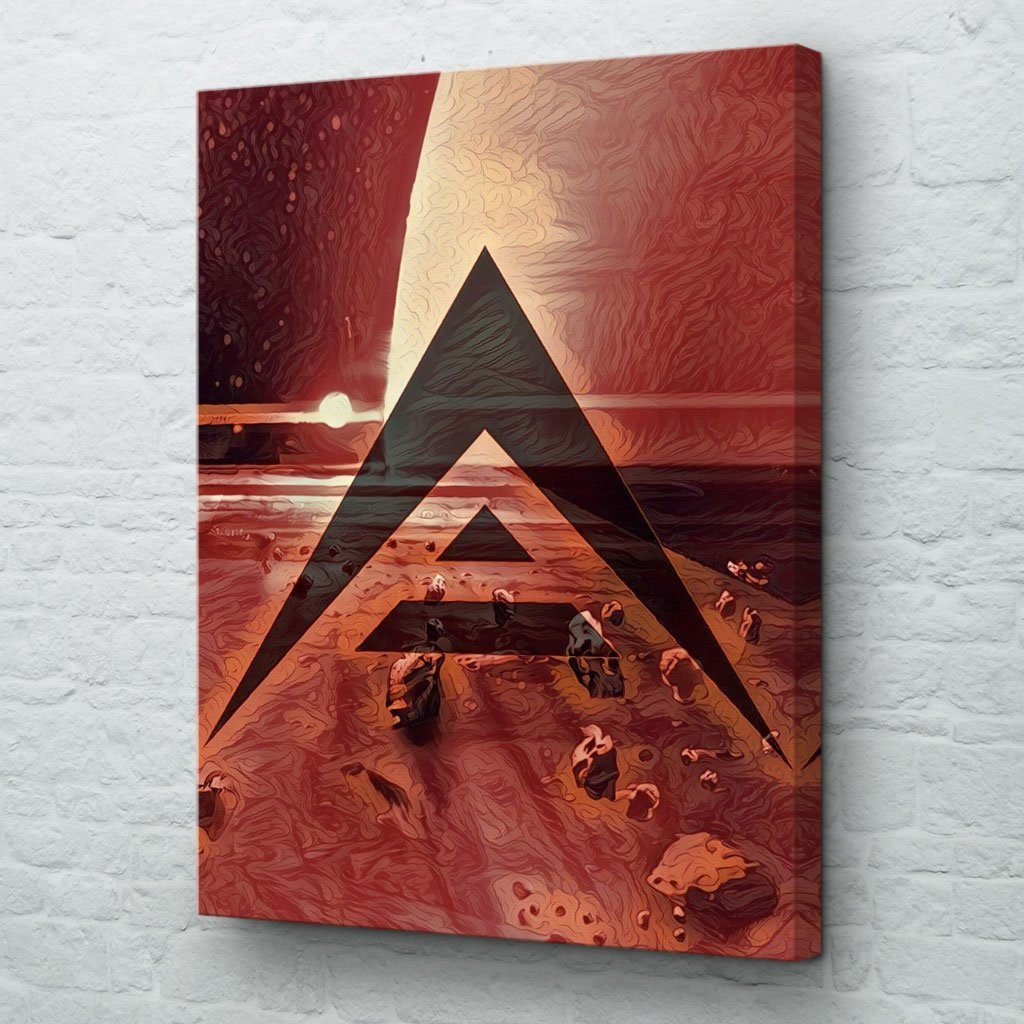 ARK Quantum series wall art