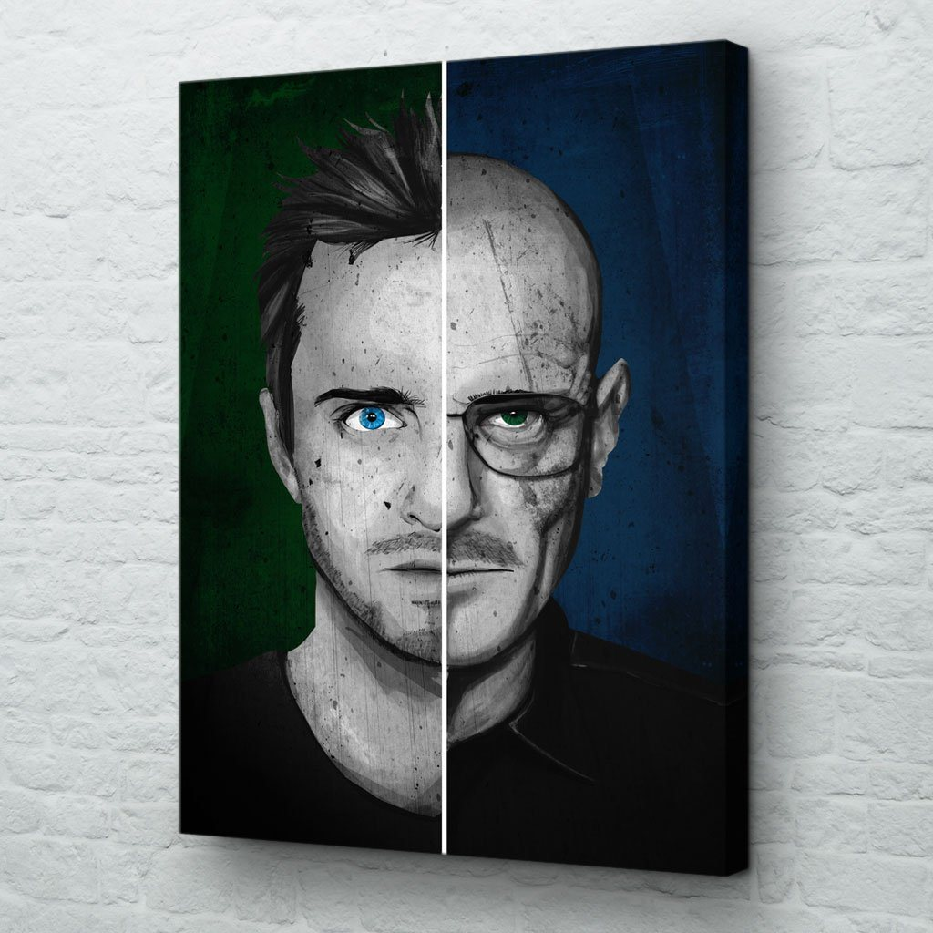 Breaking bad canvas