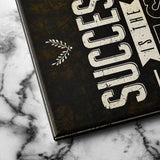success is the best revenge canvas art