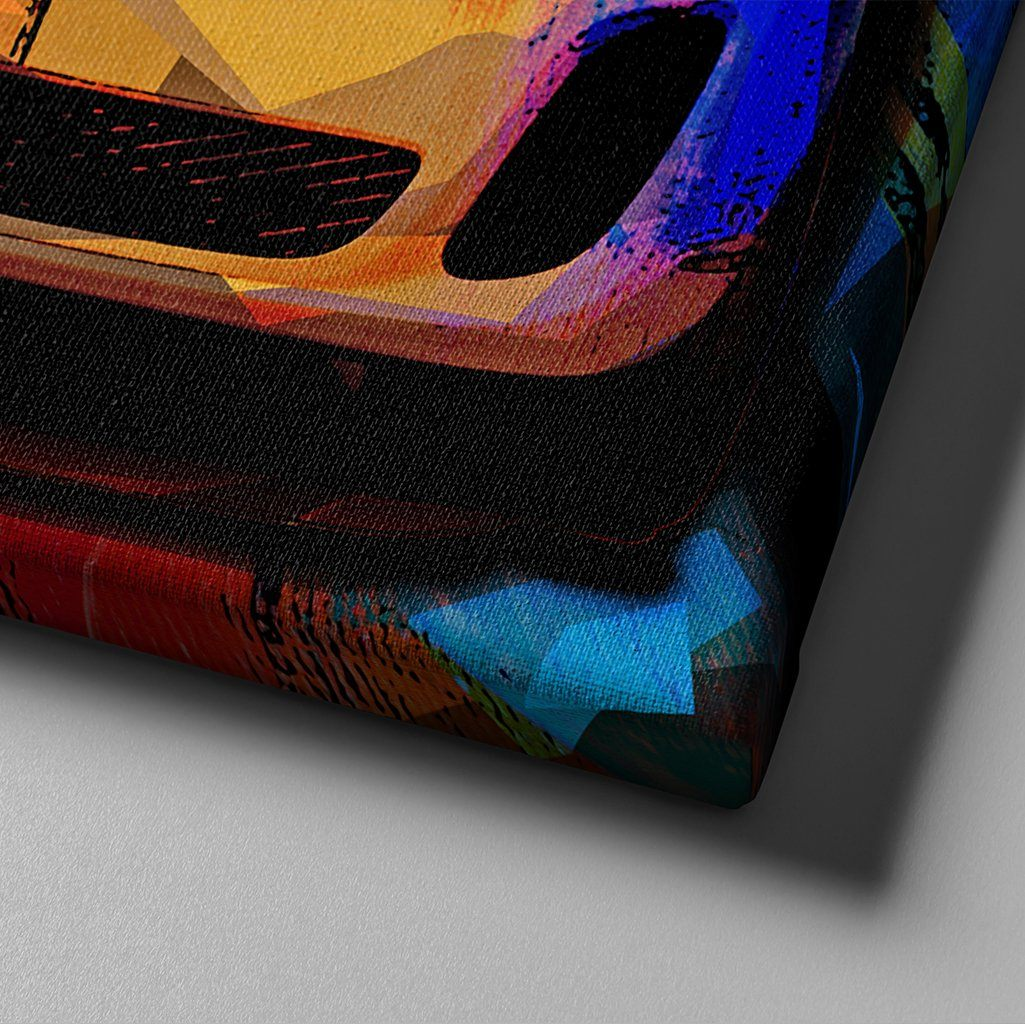 bentley supersports canvasart