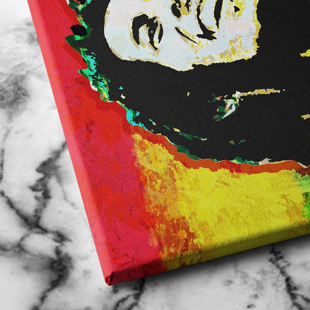 bob marley canvas art