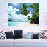 living island wall art