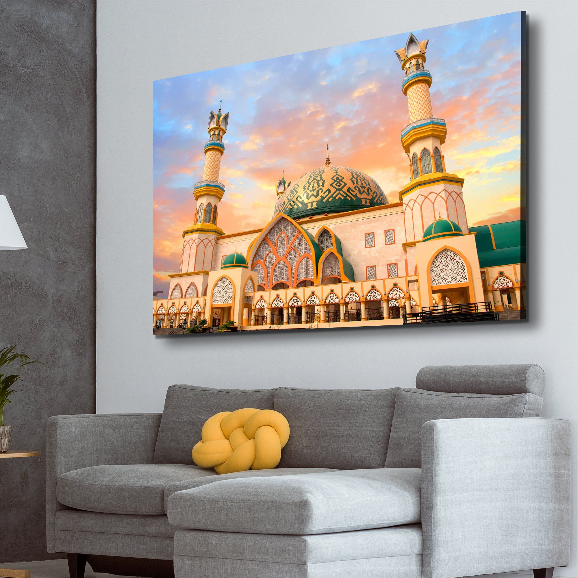 slam muslim mosque art