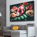 Retro Flower wall art