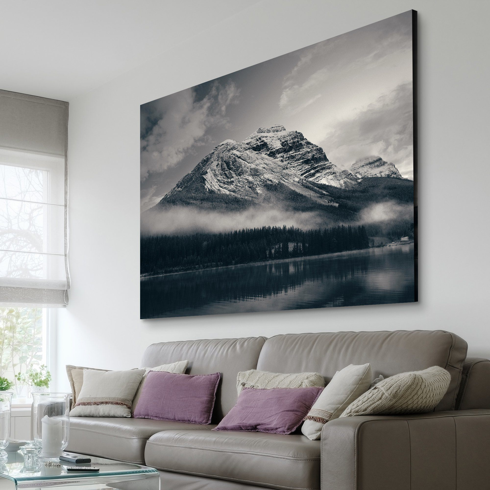 Banff National Park Living room wall art