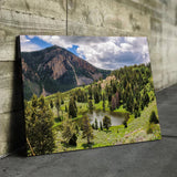 Yellowstone National Park living room wall art
