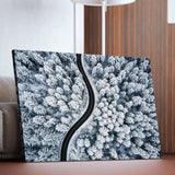 Snow Forest home wall art