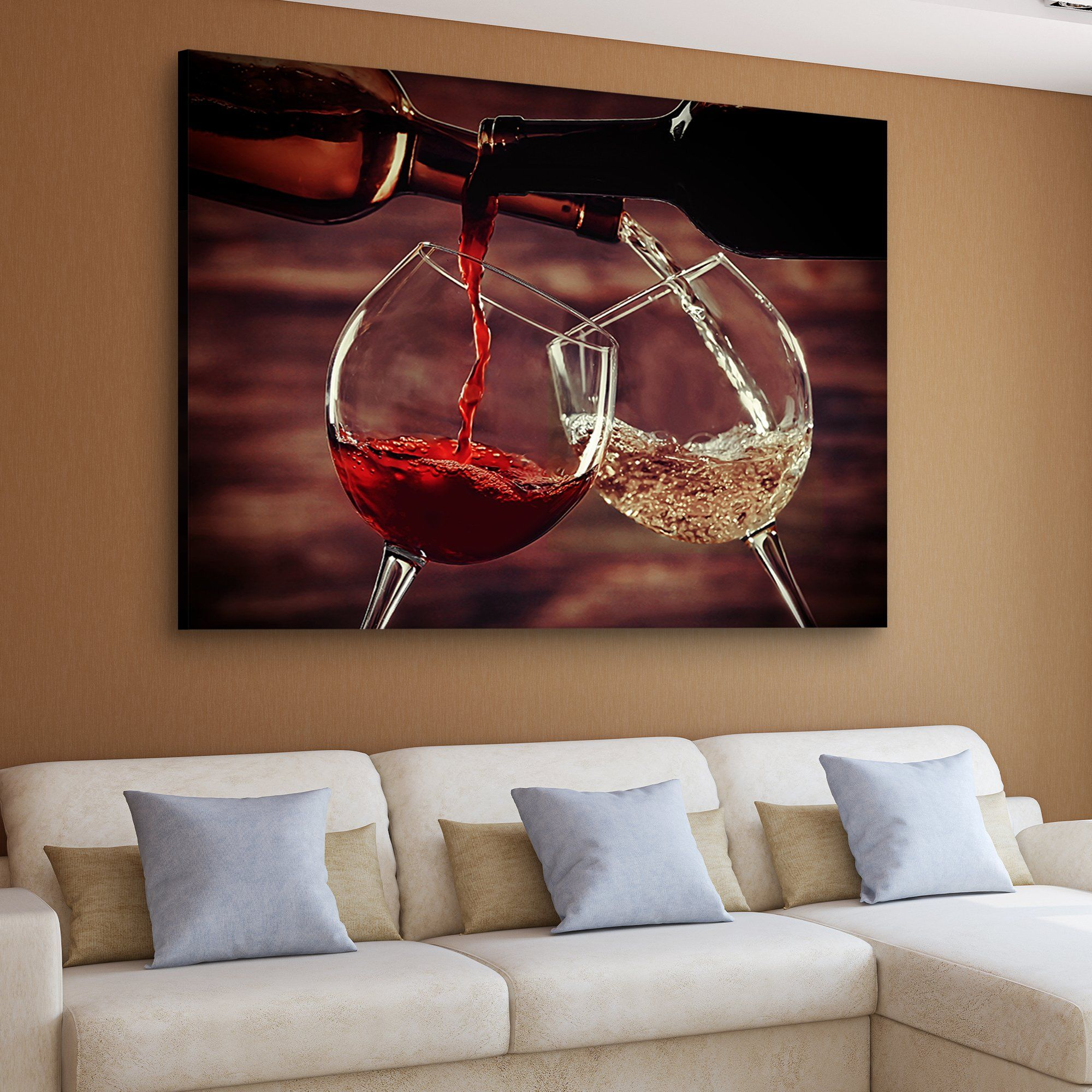 Wine lover art