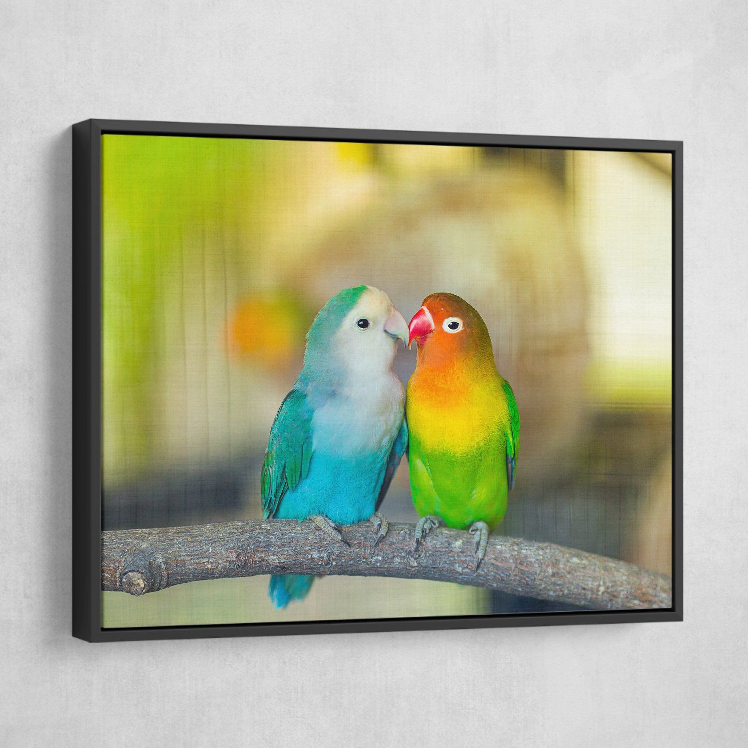 Nature love Birds wall art