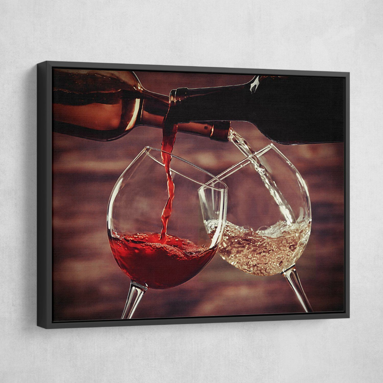 Wine wall art
