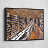 Wine Treasury wall art