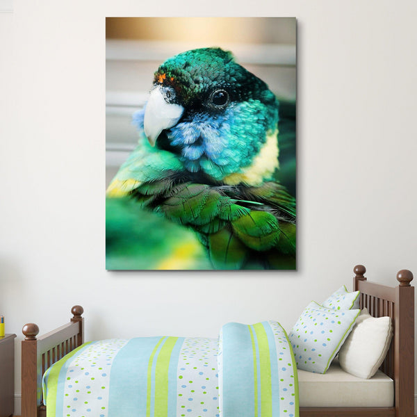 Aviary wall art