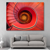 Spiral Staircase wall art