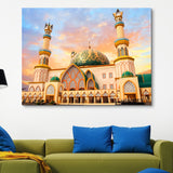 Indonesia Mosque wall art