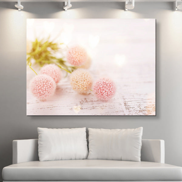 Flower Ball wall art