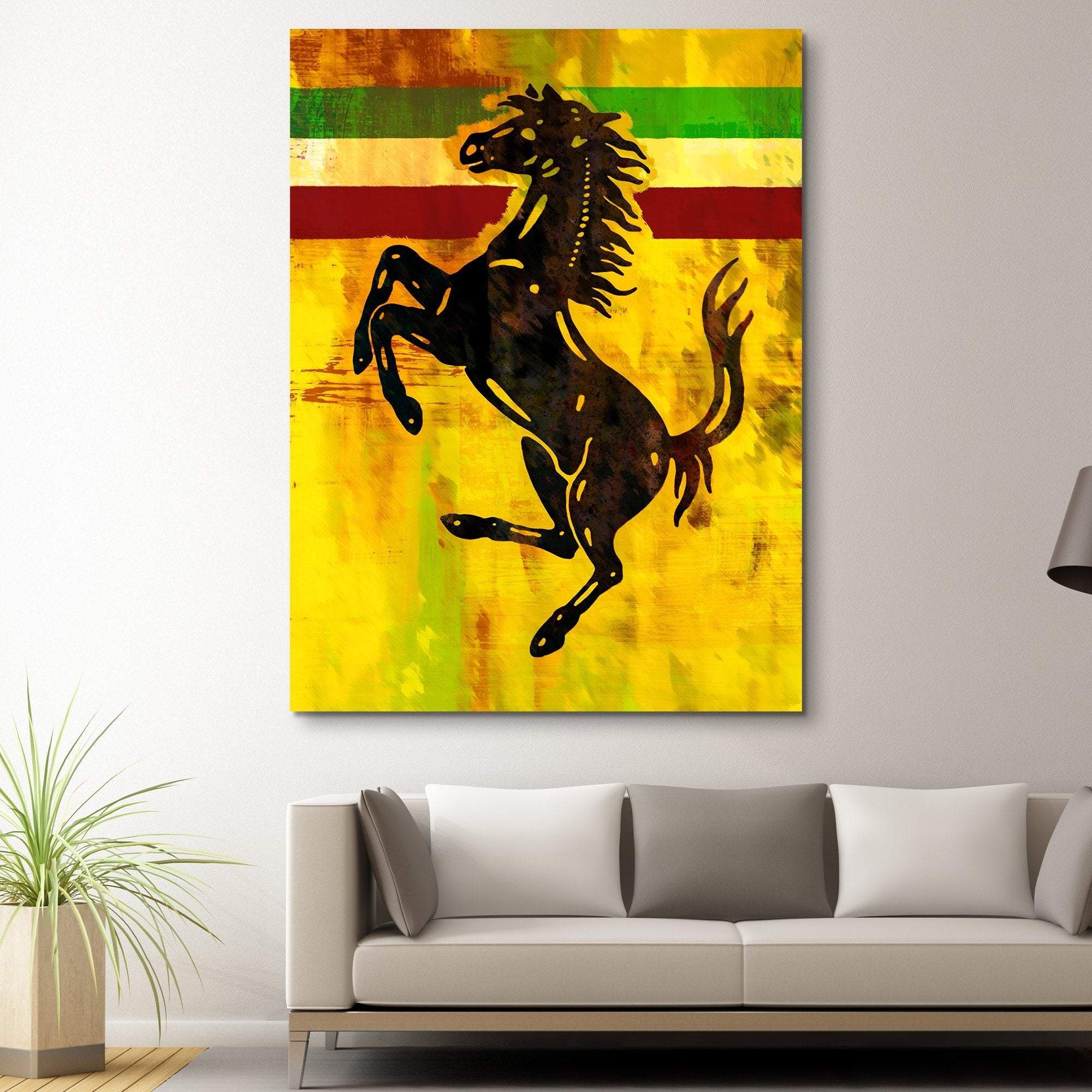 Ferrari Dreams wall art