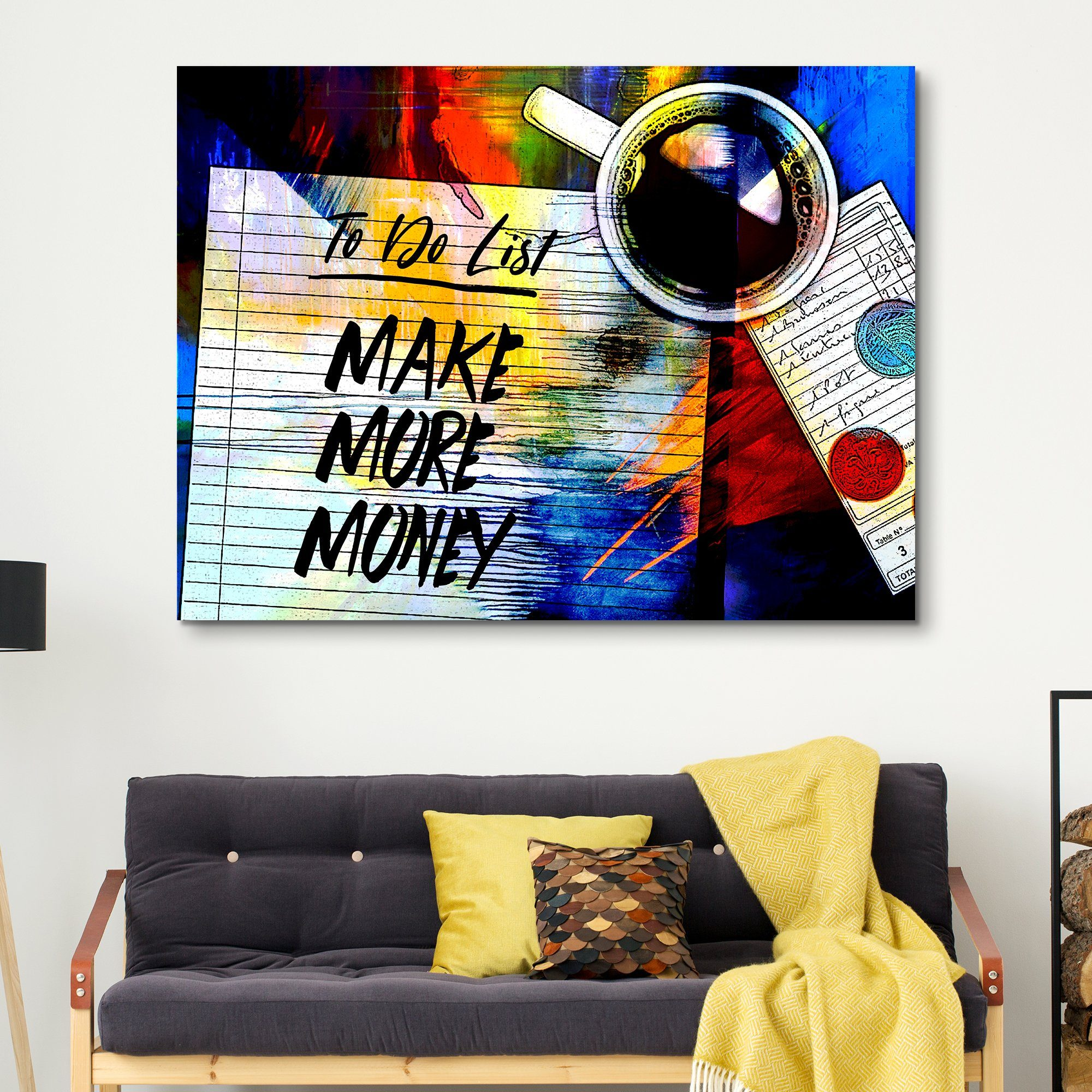 To-Do List wall art