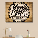 You & Me & The Cats