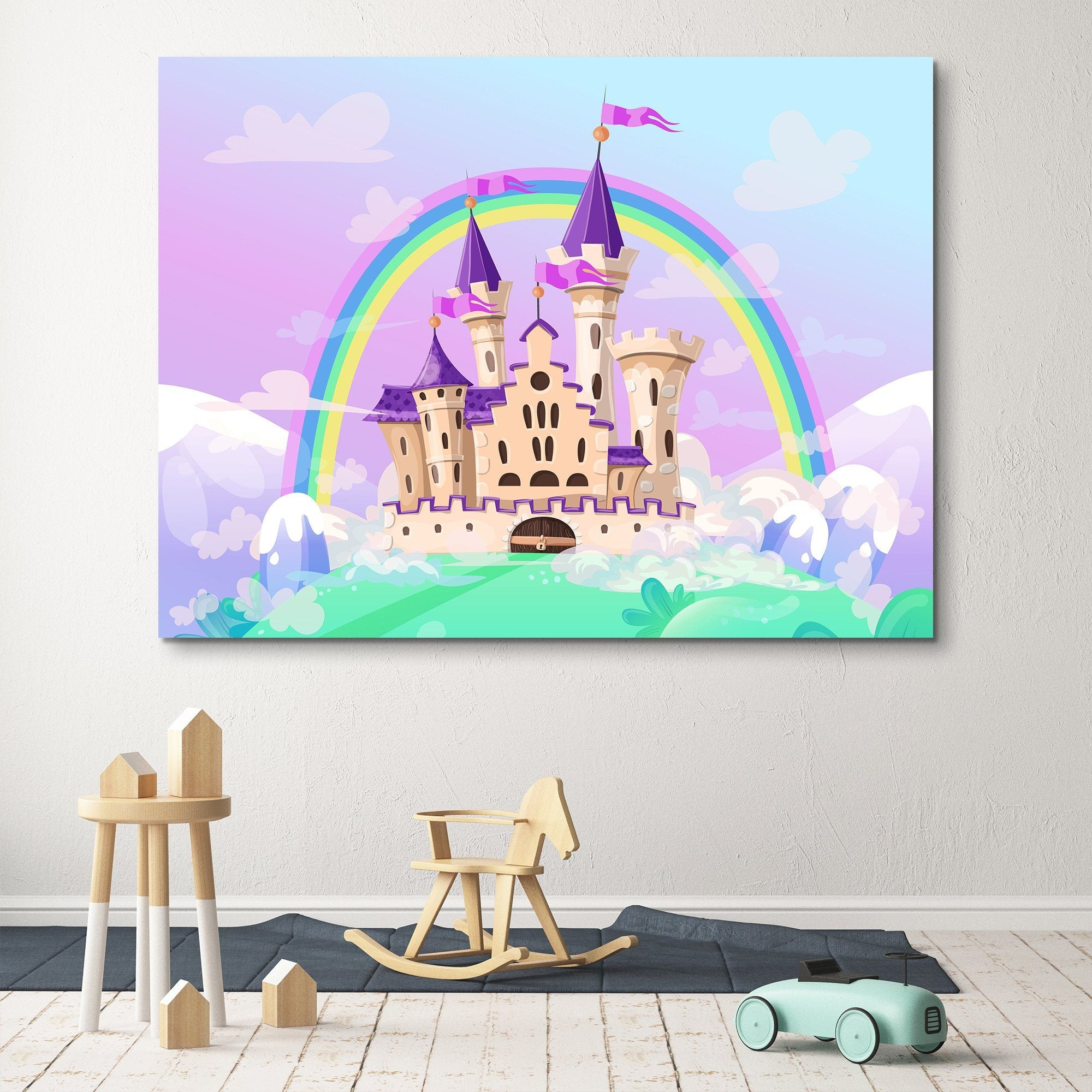 FairyTale Palace wall art