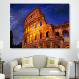 Colosseum wall art