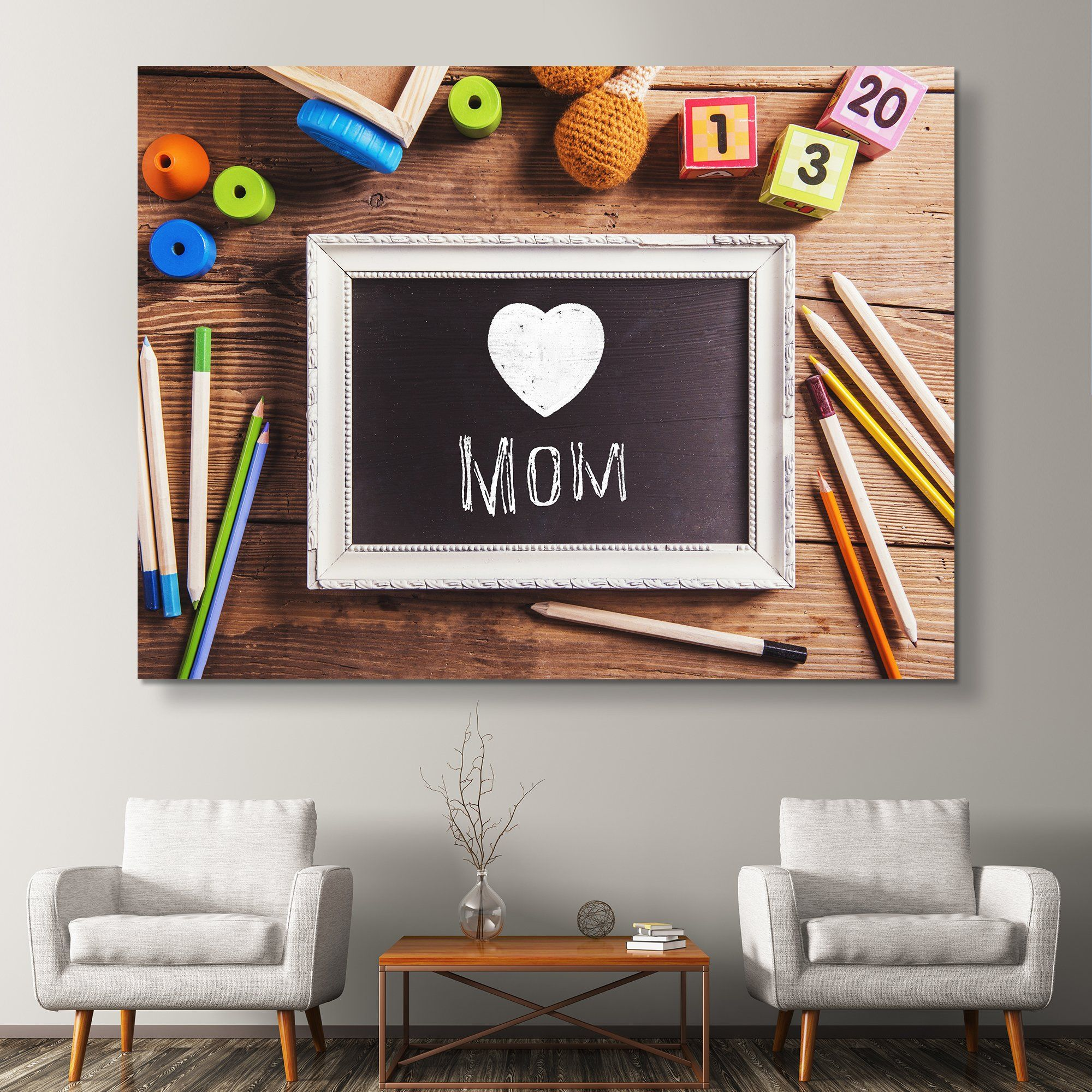 Happy Mother's Day wall art