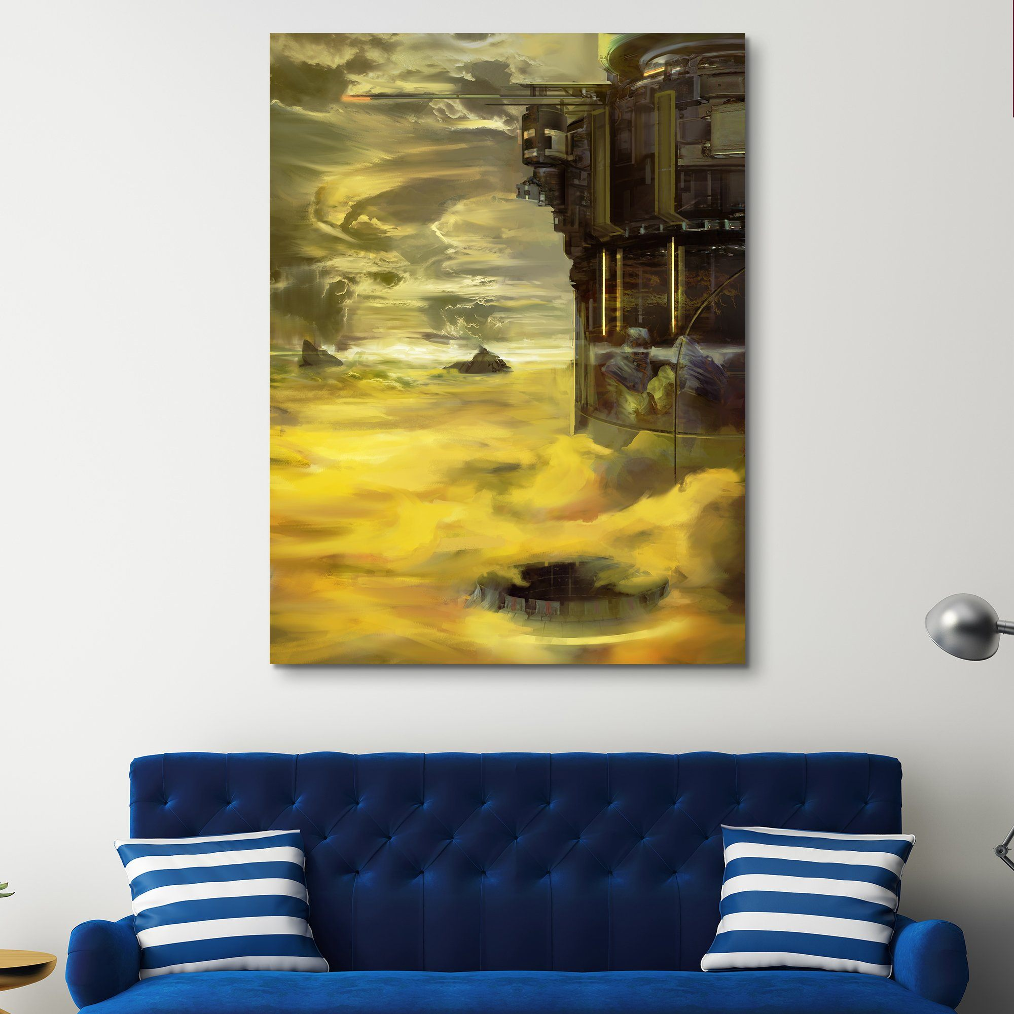 Voyages of Exploration - Venus wall art
