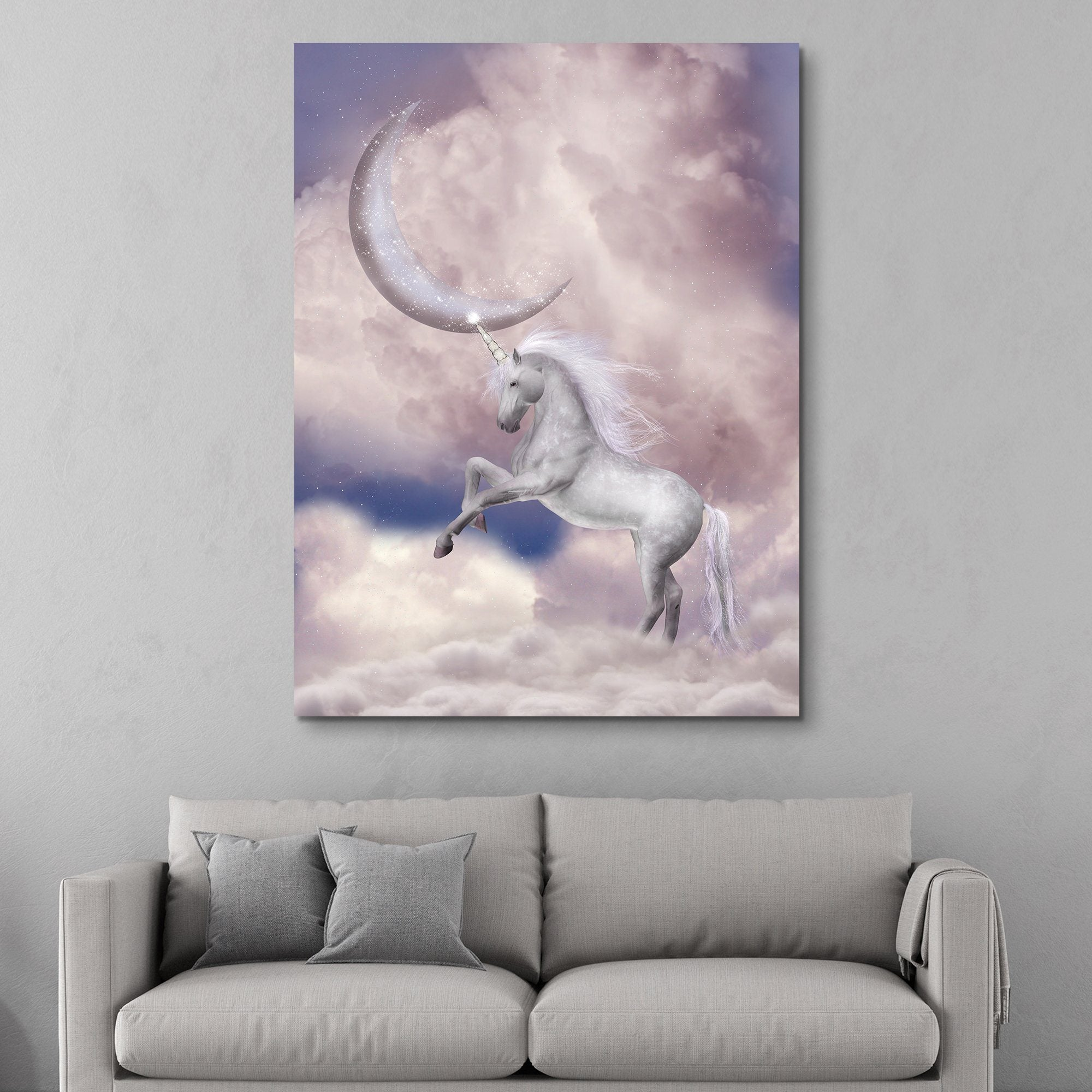 Unicorn Fantasy wall art