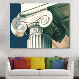 greek column wall art