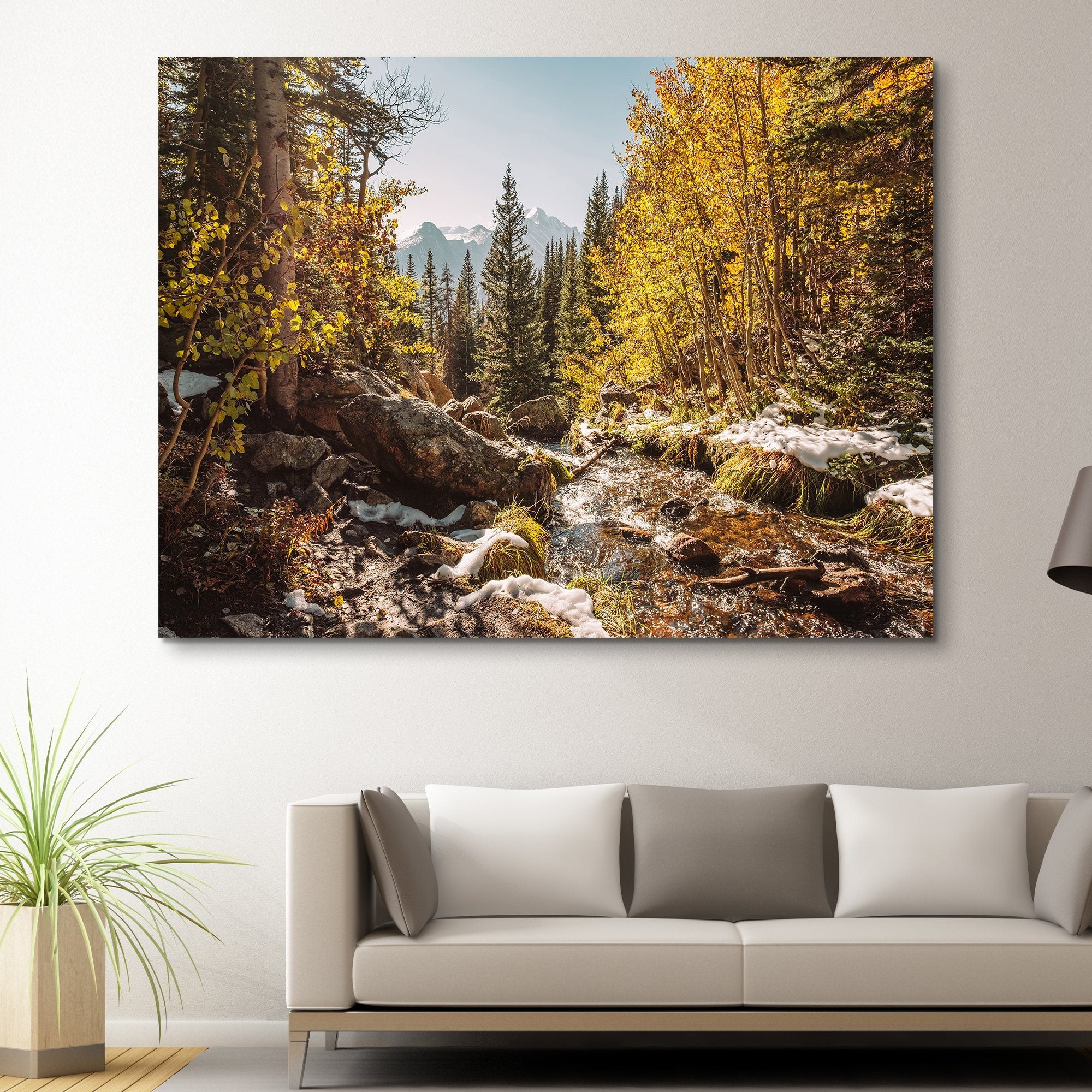 Rocky Mountain wall art