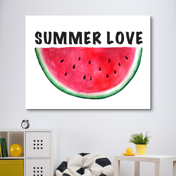 Summer Time! wall art