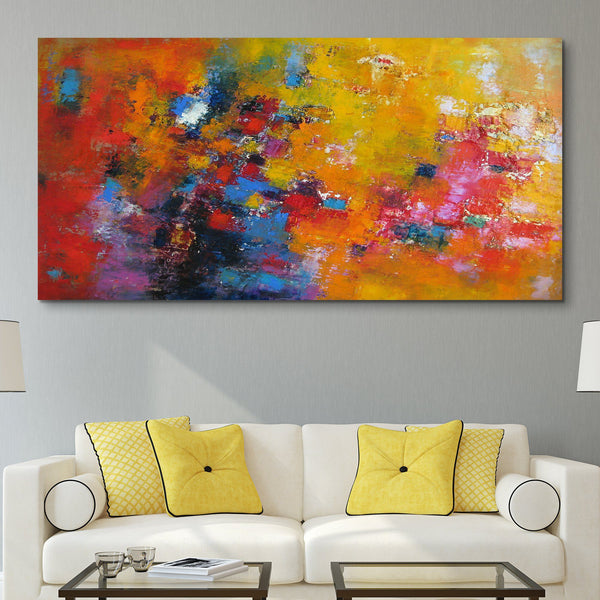 Rhapsody Of Spirit abstract wall art