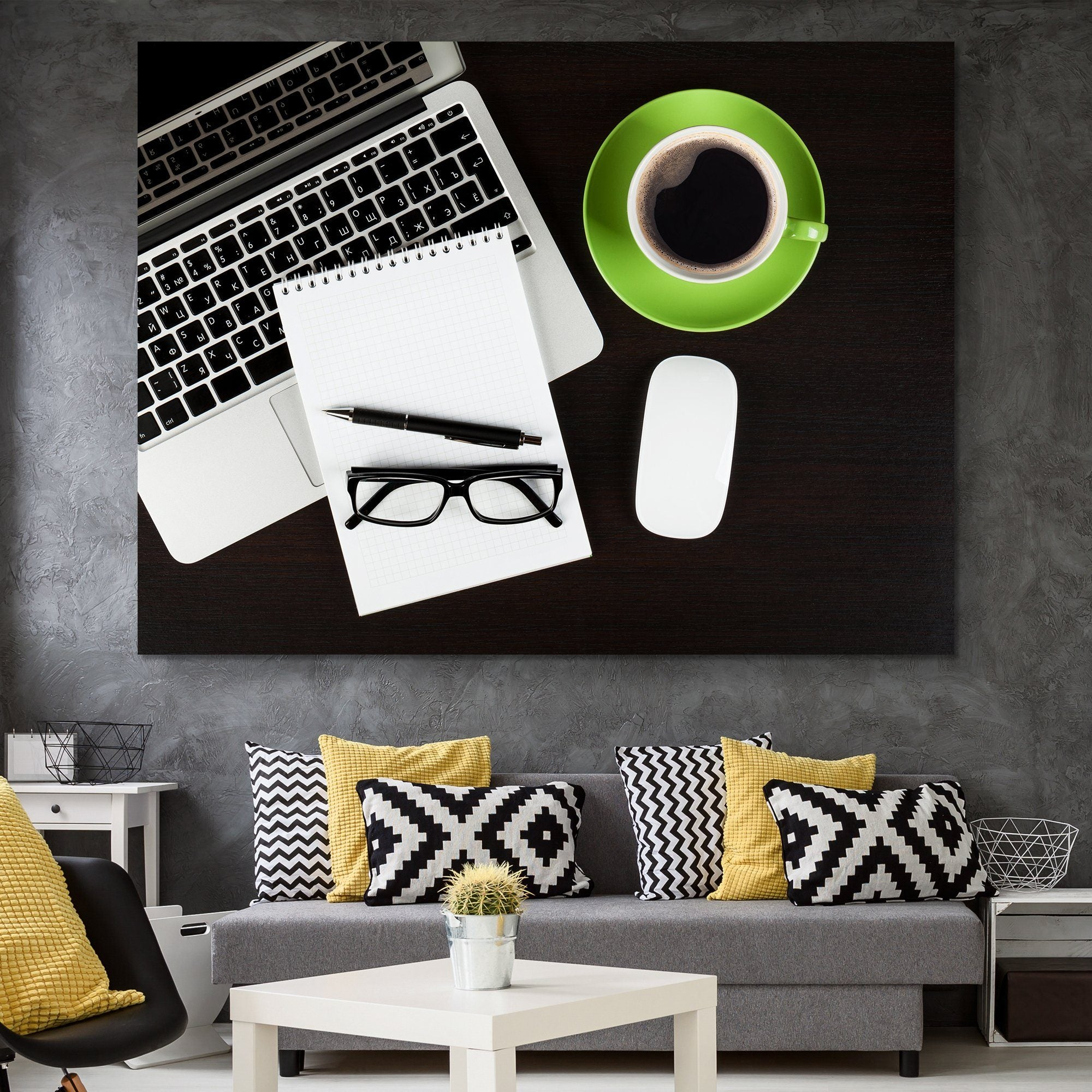 Coffee Break wall art