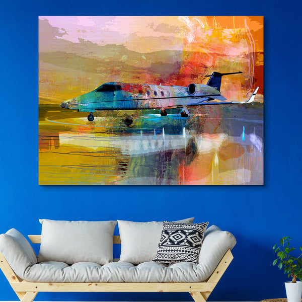 Jet Dreams wall art