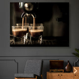 Coffee Machine wall art