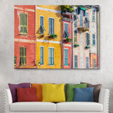 Architecture in Italy wall art