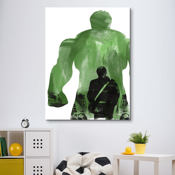 Doc Green | The Incredible Hulk wall art