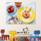 Happy Meal wall art
