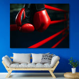 Boxing Gloves wall art