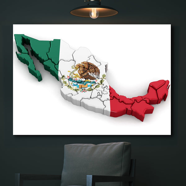 Mexico wall art