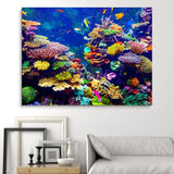 Coral Reef wall art