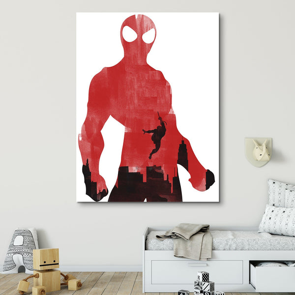 Spider-Man wall art