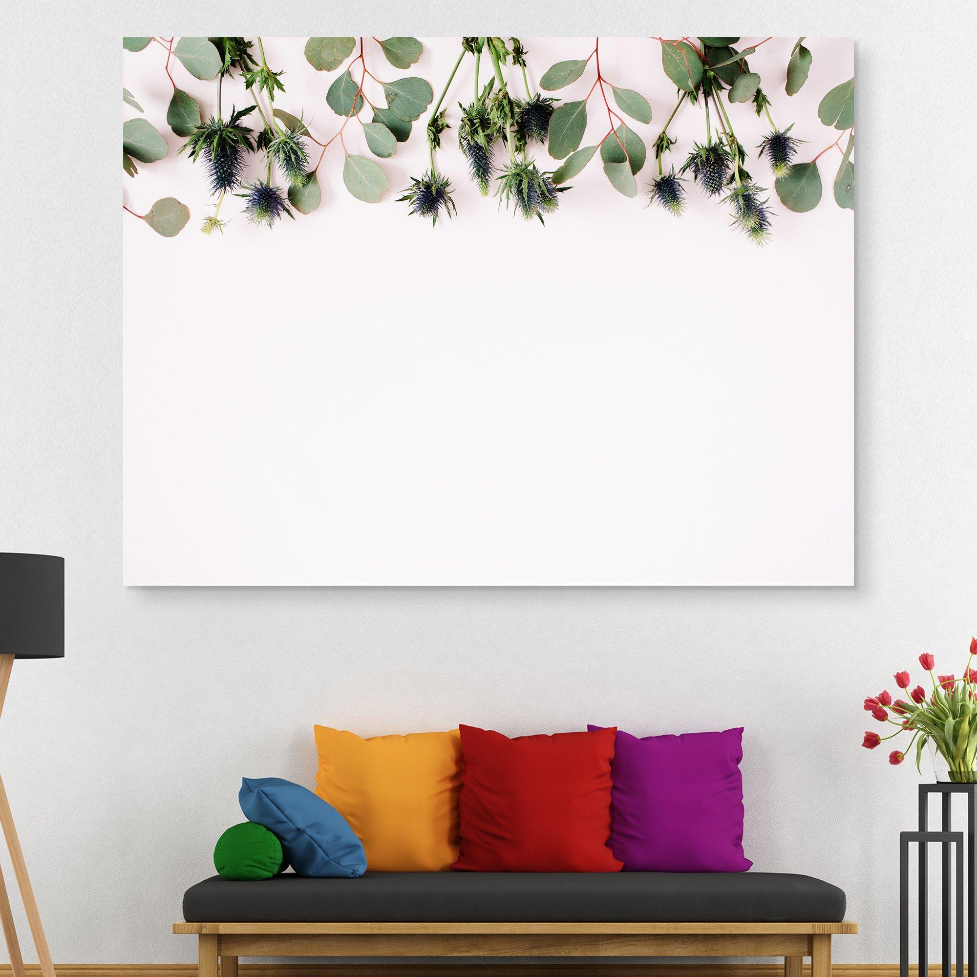 Eucalyptus Branches wall art
